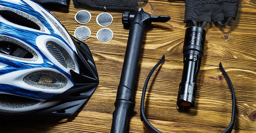 Prylar till den inbitne MTB-cyklisten