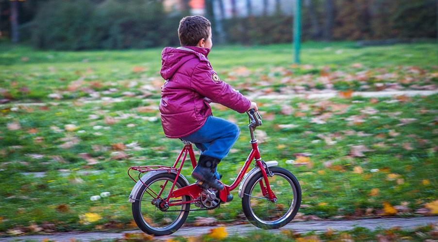 Vilken barncykel ska jag köpa till mitt barn?
